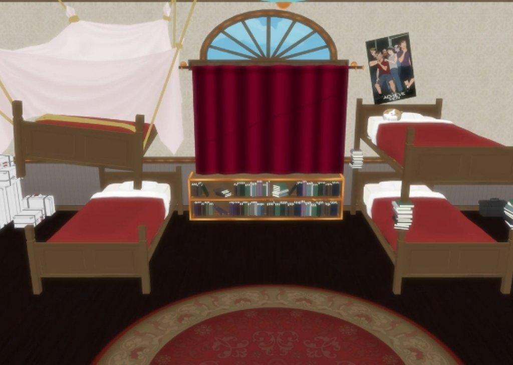 Team RWBY's Room audio atmosphere